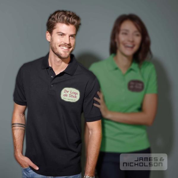 Poloshirt Premium Man