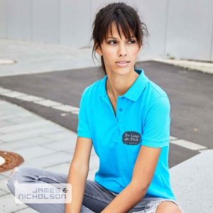 Poloshirt Basic Woman