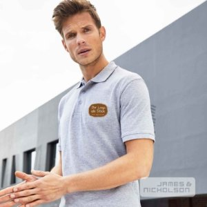 Poloshirt Basic Man