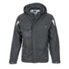 Workwear Winter Softshell Jacke black Frontansicht