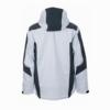 Workwear Winter Softshell Jacke white Rückansicht
