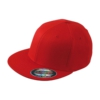 Flexfit® Flatpeak Cap Farbe red