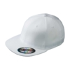 Flexfit® Flatpeak Cap Farbe white