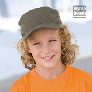 Kinder Military Cap